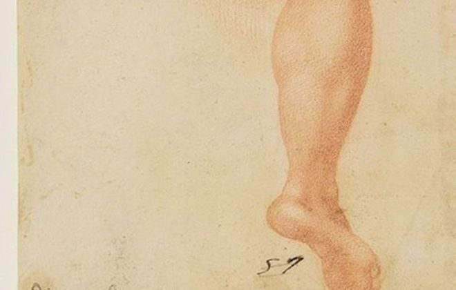 A New Conservation Technique for Removing Tape from Artworks Leads to Possible Discovery of a Michelangelo Drawing