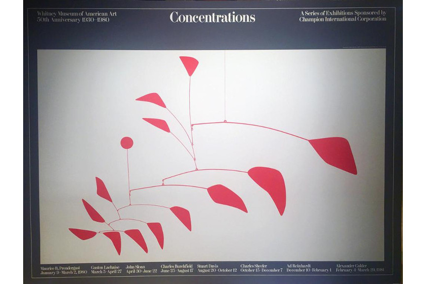 Concentrations, 1980