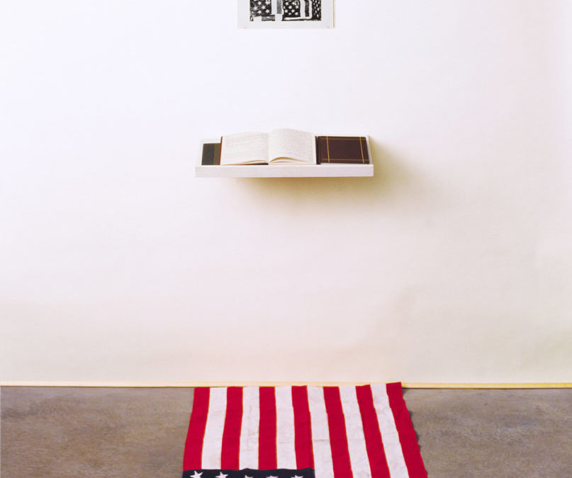 This Independence Day, See How 15 Artists Have Reinterpreted the American Flag Throughout History