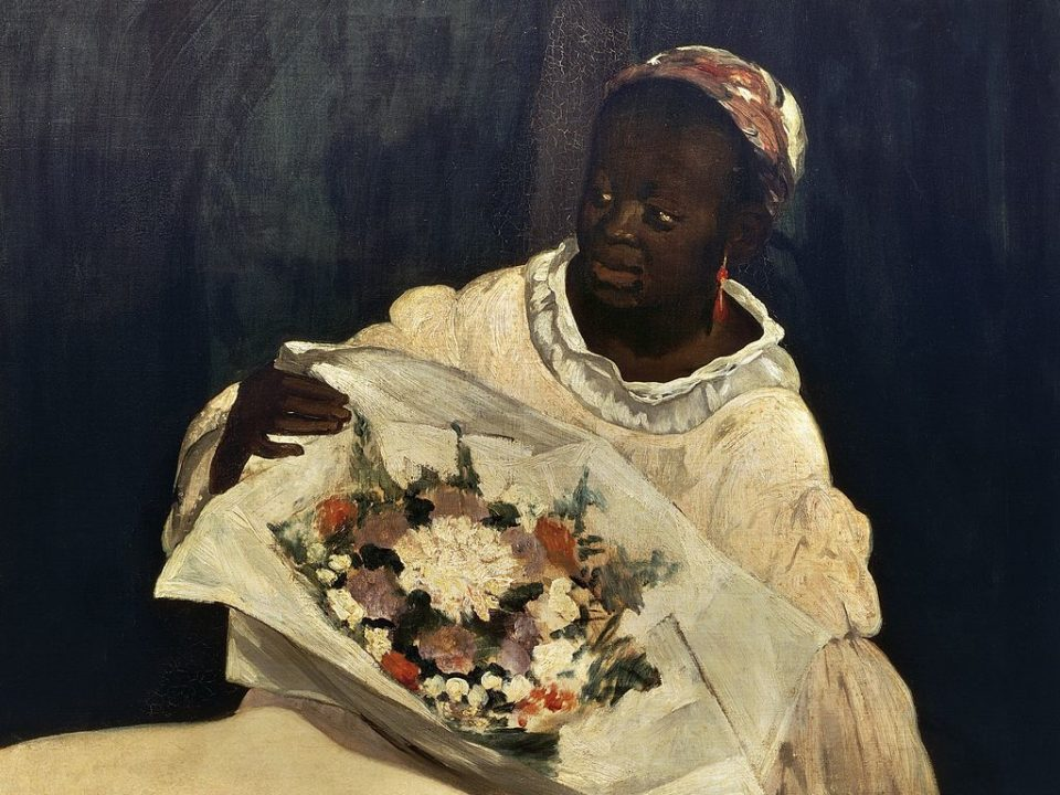 Art Industry News: A Musée d'Orsay Show Has Renamed Manet's 'Olympia' After Her Black Maid + Other Stories