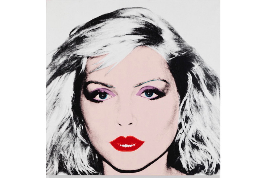 Andy Warhol - Debbie Harry