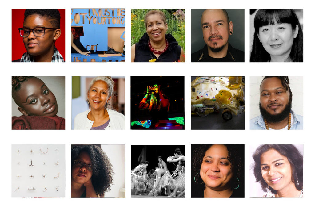 Chicago Artists Coalition Names Inaugural Recipients of SPARK Microgrants -ARTnews