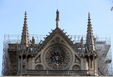 French Government to Hold Architecture Competition for Notre-Dame Rebuilding -ARTnews