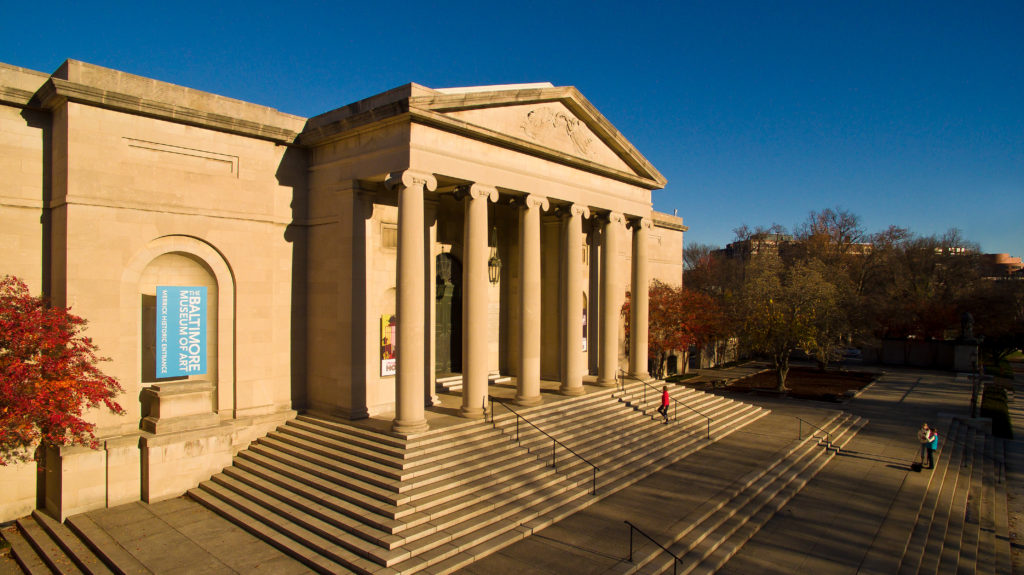 The Baltimore Museum of Art. Courtesy of the Baltimore Museum of Art.