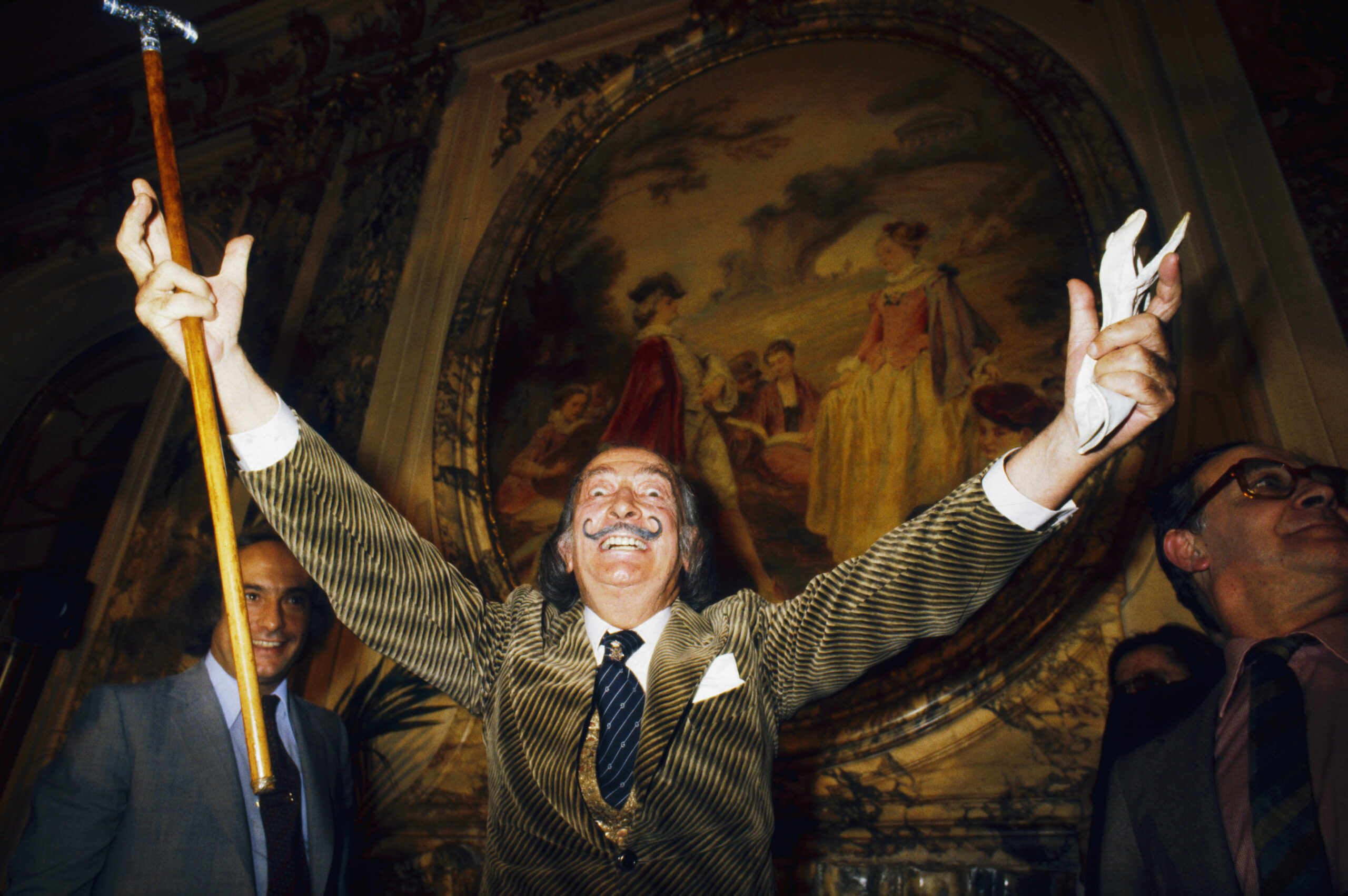 A Psychic Has Been Ordered to Pay the Costs of Exhuming Salvador Dalí's Corpse for a Failed Paternity Test | artnet News