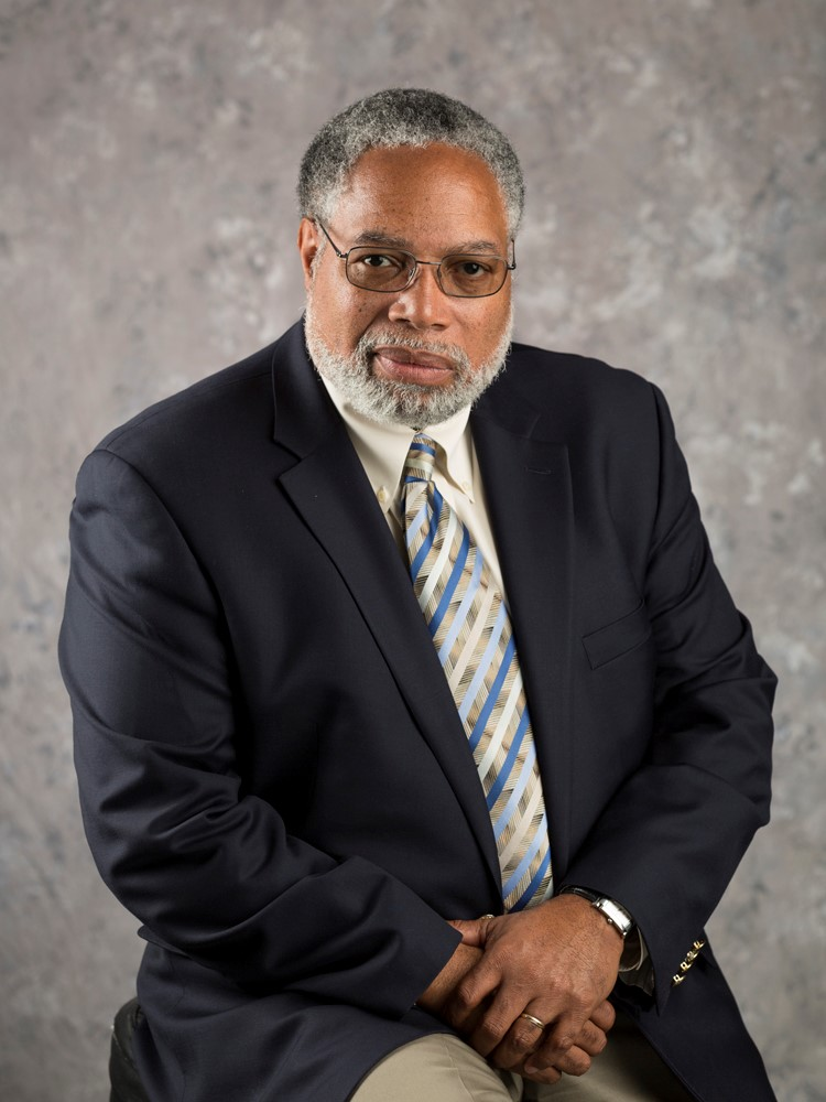 Lonnie Bunch, the secretary of the Smithsonian Institution. Photo by Michael Barnes, courtesy of the Smithsonian Institution Archives.