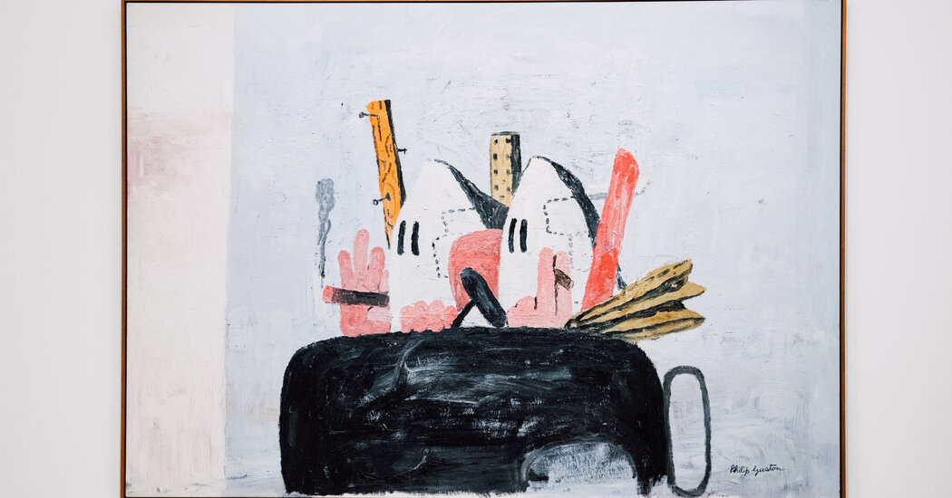 Philip Guston Blockbuster Show Postponed by Four Museums