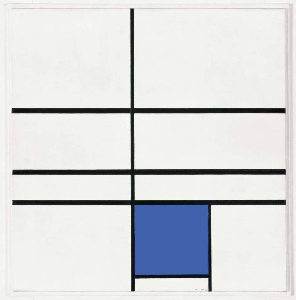 New Conservation Research Suggests That Mondrian's Groundbreaking Move From Figuration to Abstraction Is Not What We Once Thought