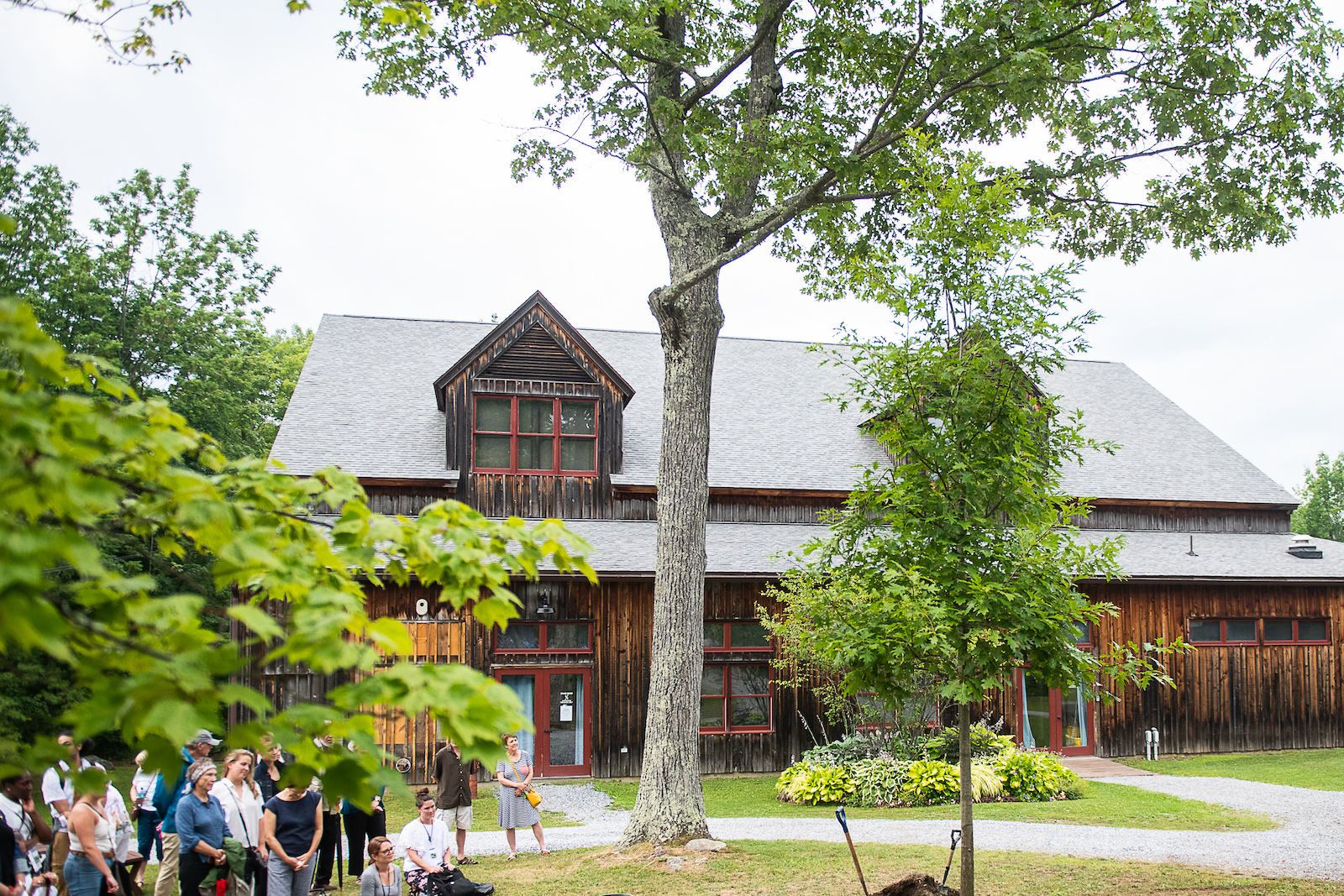 A Fire Has Destroyed a Historic Theater at Jacob's Pillow, the Massachusetts Haven for Avant-Garde Dance | artnet News