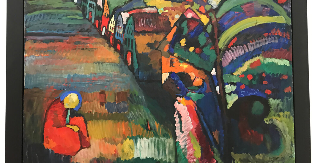 Dutch Court Rules Against Jewish Heirs on Claim for Kandinsky Work