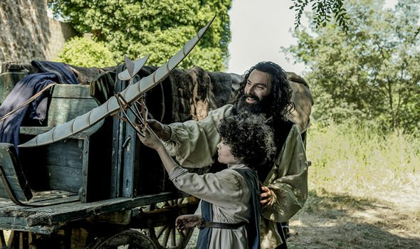 """Aidan Turner as the title character in the new Amazon series <em>Leonardo</em>. Production still courtesy of Amazon Prime."""" width=""""600″ height=""""356″ srcset=""""https://www.antheamissy.com/wp-content/uploads/2021/04/1618558775_403_The-Fictional-Tale-of-Leonardo-Da-Vincis-Role-in-a.jpg 590w, https://news.artnet.com/app/news-upload/2021/04/leonardo-aiden-turner-2999141-300×178.jpg 300w, https://news.artnet.com/app/news-upload/2021/04/leonardo-aiden-turner-2999141-50×30.jpg 50w"""" sizes=""""(max-width: 600px) 100vw, 600px""""/></p> <p class="""
