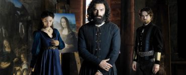 The Fictional Tale of Leonardo Da Vinci's Role in a Murder Scandal Is the Plot of a New Amazon Prime Series