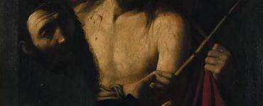 A 17th-century painting of the Ecce Homo, originally attributed to Spanish artist José de Ribera. Courtesy of Ansorena.