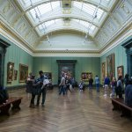 The National Gallery in London, United