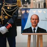 A tribute to former French president